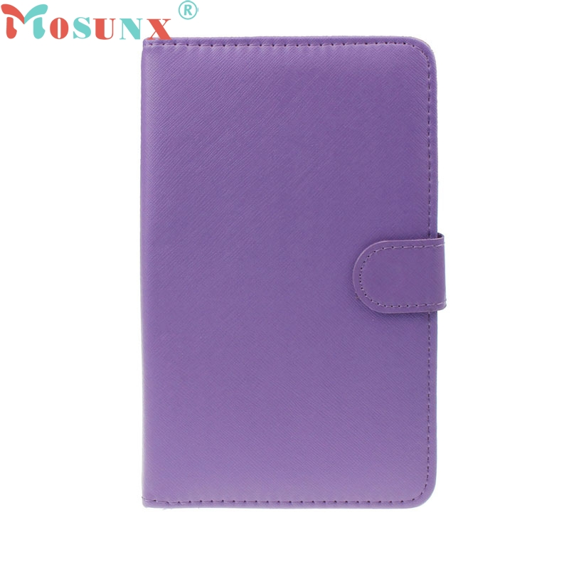 TOP QUALITY For Tablet PC 7 inch Universal Leather Case Cover with Micro USB Keyboard MAR 25