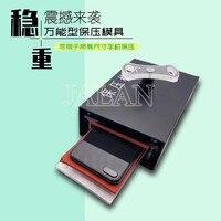 Универсальная форма для хранения всего телефона для Samsung edge Плоский ЖК-дисплей OLED экран средняя рамка задняя крышка корпус Зажимная форма