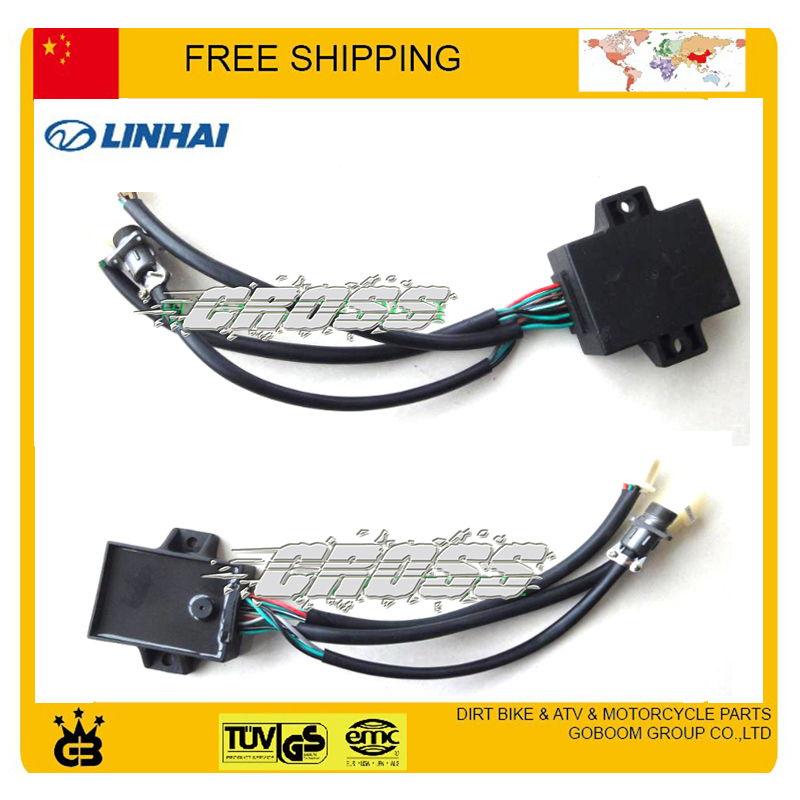 LINHAI 400cc ATV UTV 2WD 4WD 2*4 4*4 ELECTRONIC GEAR SHIFT CONTROLLER accessories parts free shipping