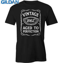 2017 T Shirt Fashion FashionT Shirts Casual Brand Clothing Cotton Regular  1965 Years Old O-Neck Men Short Tee