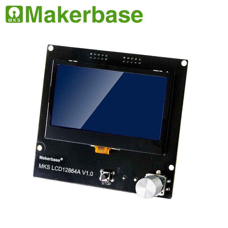 3D Printer Display MKS LCD12864A Intelligent Display LCD Controller Panel Module