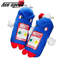 Ace speed-NEW 1pc NOS Bottle Auto Part Comfortable Stuffed Throw Pillow Bolster Cushion Nitrous Oxide Bottle