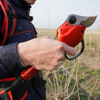lasting for one day working CE electric secateurs garden pruner