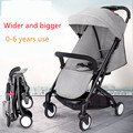 Baden baby stroller portable folding child stroller baby car umbrella pocket bike newborn