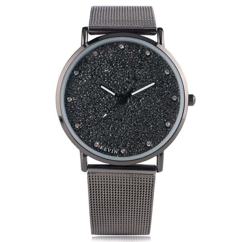 Casual Dress KEVIN Wrist-Watch Business-Mesh Minimalist Fashion Women Simple Stylish