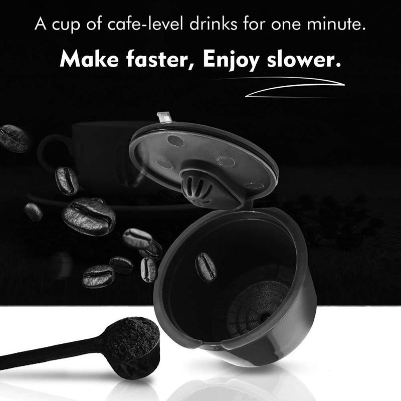 1pc uso 50 veces recargable Dolce Gusto café cápsula nescafe dolce - Cocina, comedor y bar