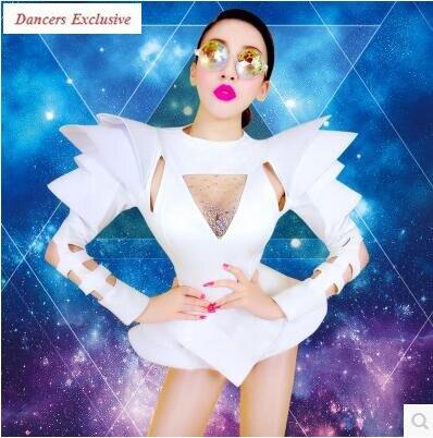 Боди женские бар DJ Танцы RS пикантные атмосфера певица Европа и США горный хрусталь бод ...