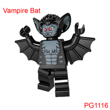 Building Blocks Tauren Vampire Bat Joker Super Heroes Star Wars Model Set Action Bricks Kids Diy Toys Hobbies Pg1116 Figures