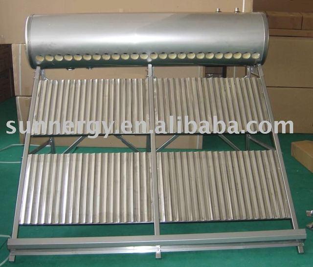 Sun Energy Hot Water Heater
