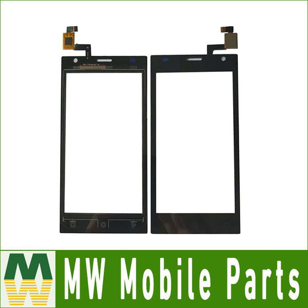 4.5InchFor Prestigio Wize OK3 PSP3468 PSP 3468 DUO Touch Panel Screen Black Color Digitizer Replacement Part image
