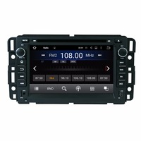 Pure Android 4 4 HD 2 Din 7 Car DVD Player For GMC Yukon Tahoe 2007
