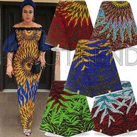 2016 New Design Super Hollandais Wax African Clothing High Quality 100 Cotton African Fabric For Party