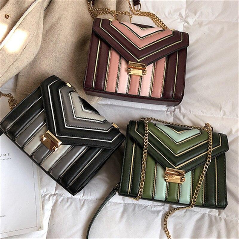 2019 Mini Flap Famous Brands luxury handbags Women Bag Women's Handbag Hand Bag Ladies PUBag