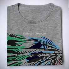 New 2017 fashion summer short sleeve tops & tees Amerindian indian printed causal t shirt men o-neck t-shirt male brand