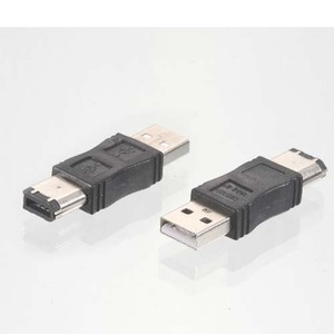 Image 1 - 1 x Firewire IEEE 1394 6 Pin na USB 2.0 adaptor męski konwerter nowość nowość