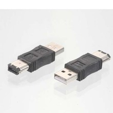 1 x Firewire IEEE 1394 6 Spille a USB 2.0 Maschio Adattatore Convertitore NUOVO NUOVO