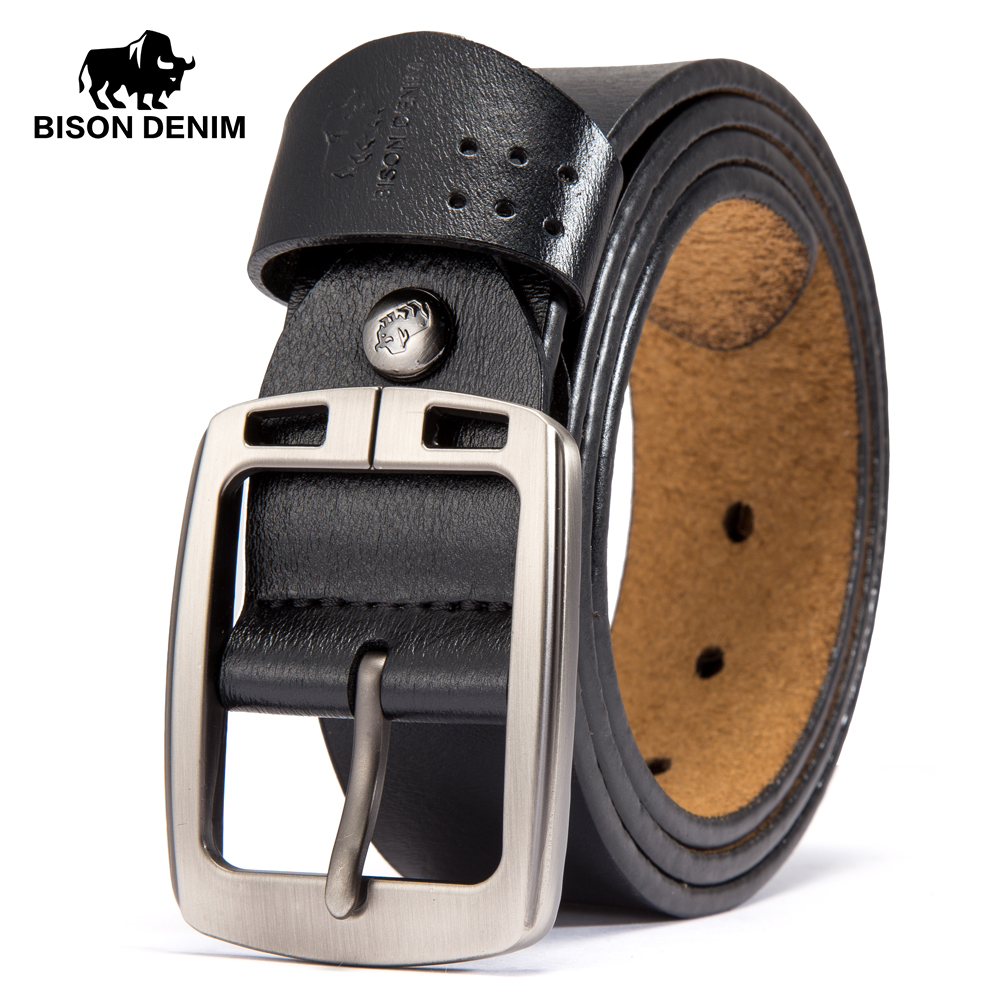 BISON DENIM Men's Belts
