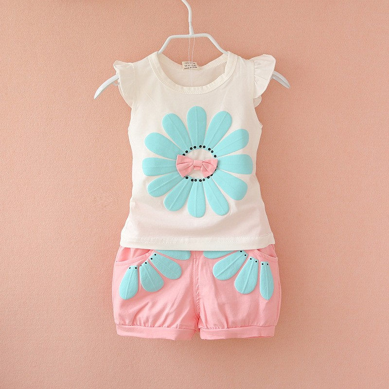 2016-Infant-clothes-toddler-children-summer-baby-girls-clothing-sets-flower-2pcs-clothes-sets-girls-summer