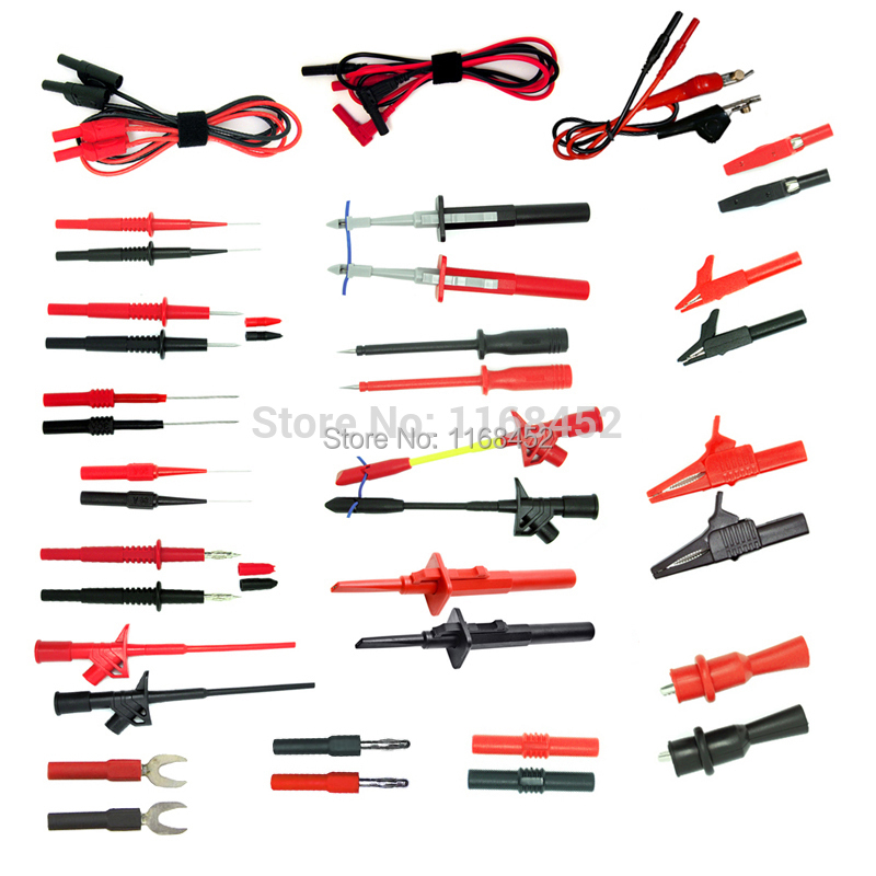 Electronic Test Probes : Online buy wholesale fluke multimeter accessories from