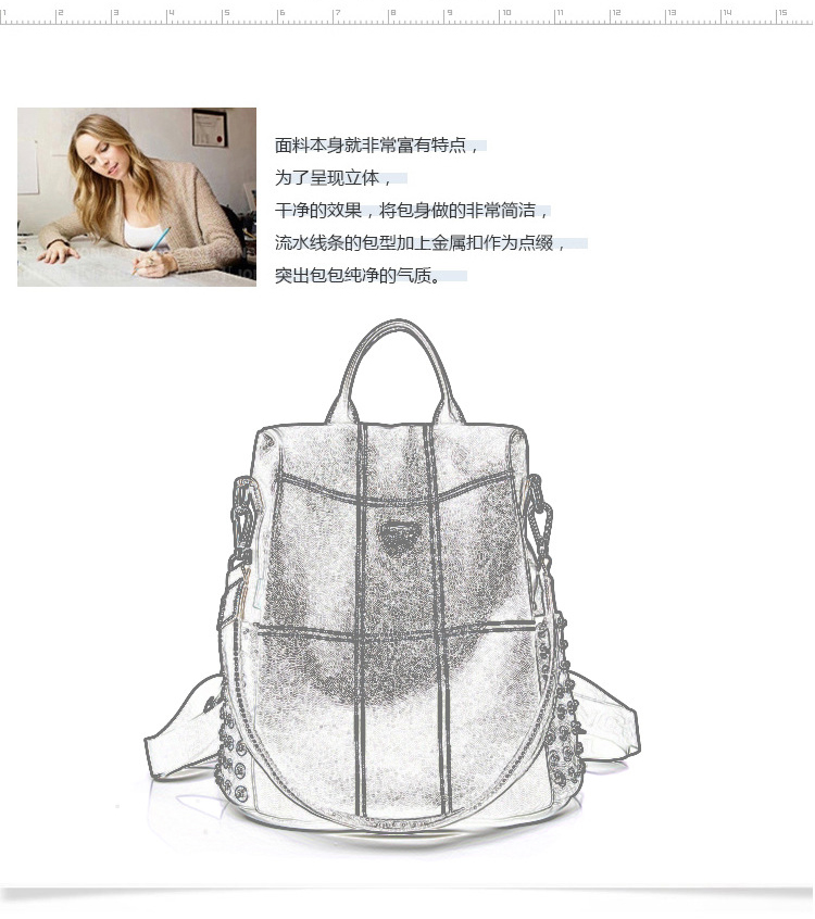 alta qualidade jovens mochilas para adolescentes meninas