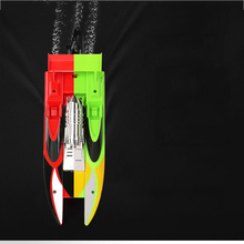 28CM Wireless Remote Control Boat High Speed Speedboat Electric Model Water Cooled Waterproof Childrens Toy