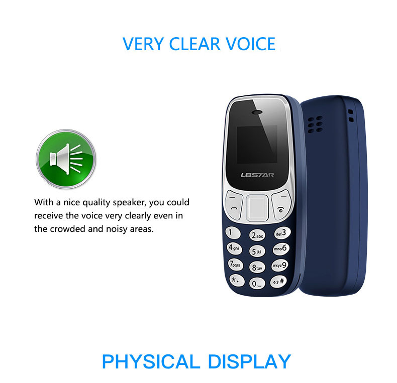 Nokia 3310 Mini Mobile Phone
