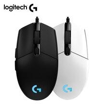 Logitech 마우스 G102 PRODIGY 게임용 마우스 새로운 8000 인치 당 점 logitech 유선 마우스 DOTA PUBG LOL 게이머