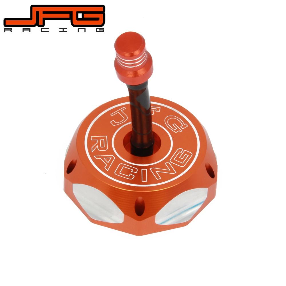 CNC Gas Fuel Tank Cap For KTM MINI JUNIOR SX EGS EXC MXC LC4 ADVEBTURE 50 85 105 125 200 250 300 350 360 380 400 440 450 520 525