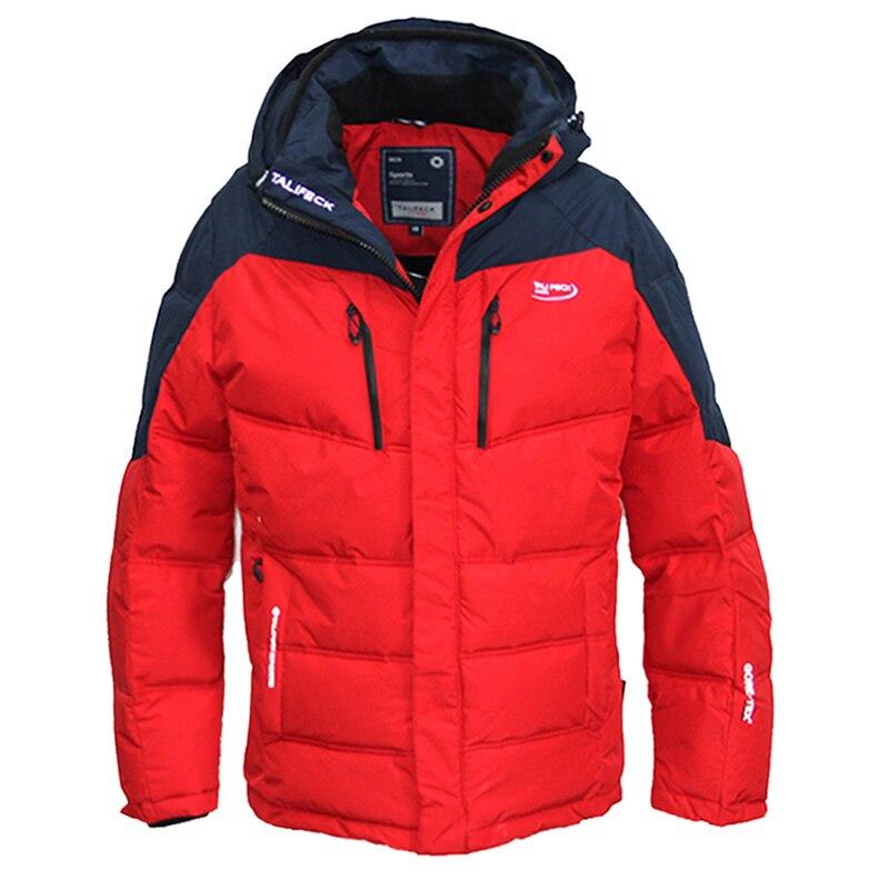 TALIFECK 2019 winter jacket men Fashion Warm Coat men's casual   Parka   Waterproof Windbreak Outwear Brand Clothing Free shipping