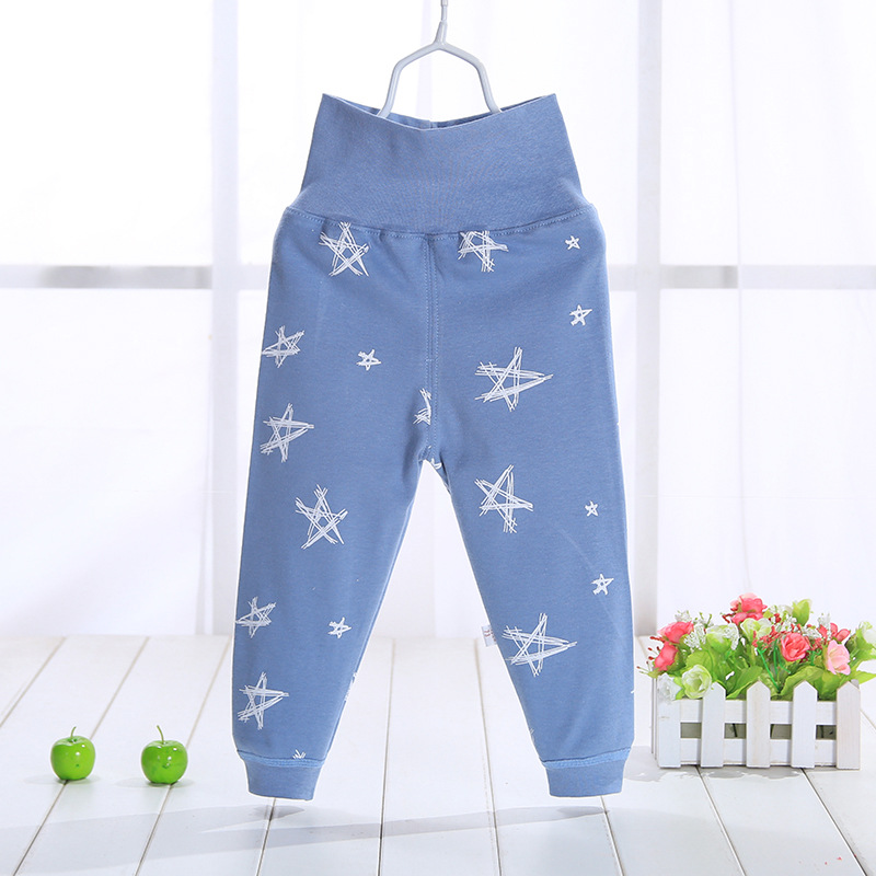 Leggings Pant Newborn-Clothes Long-Trousers Baby-Girls Autumn Clothing Boy Cute-Pattern