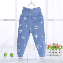 2019 Autumn Baby Pants Long Trousers Baby Girls Leggings Newborn Clothes Boy Casual Pant Baby Girl Clothing Cute Pattern(China)