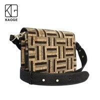 KAOGE Vegan из натуральной пробки Сумка для женщин ручной работы женские сумки на плечо Antifouling сумочки, сумки через плечо для baobao