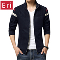2017 New Jacket Men Brand Fashion Patchwork Korean Slim Fit Mens Designer Clothes Casual Jacket Chaqueta Hombre 4XL 5XL X411