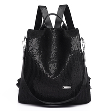 2019 new fashion leisure Designer women Oxford cloth backpack Mini small woman ladies shoulder bag girl