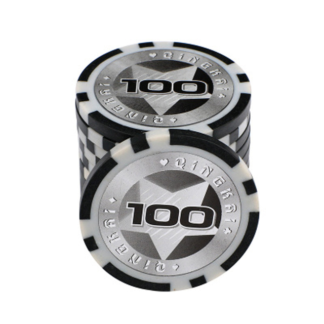 Poker Chips 25 Pcs Set