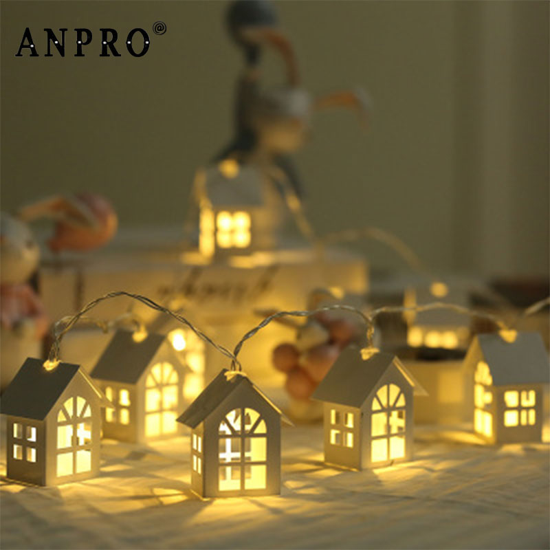 Christmas Lights Inspired Proposal: Anpro LED String Lights Christmas Fairy Lights Christmas