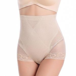 Underwear Panties Waist-Trainer Body-Shaper Tummy-Control Butt-Lifter Slimming-Belt Women