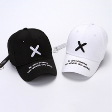 Embroidery Baseball Cap Hat Women & Men New Fashion 2019 Panama Cotton Couples Snapback Hip Hop Style
