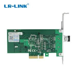 Image 3 - LR LINK 9710HF TX/RX 2 CHIẾC PCI Express 4X Gigabit Ethernet Mạng Quang Máy Chủ Adapter LAN thẻ intel I350 NIC
