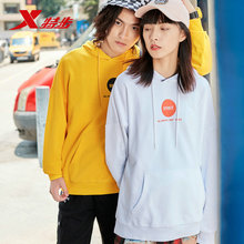881327059034 Xtep men women hoodies sweater autumn sports fashion comfortable casual mens long-sleeved clothing