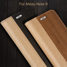 Pu Leather Wallet Phone Bag Case For Meizu