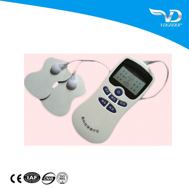 Free Shipping Handheld Digital Therapy Acupuncture Machine Palm