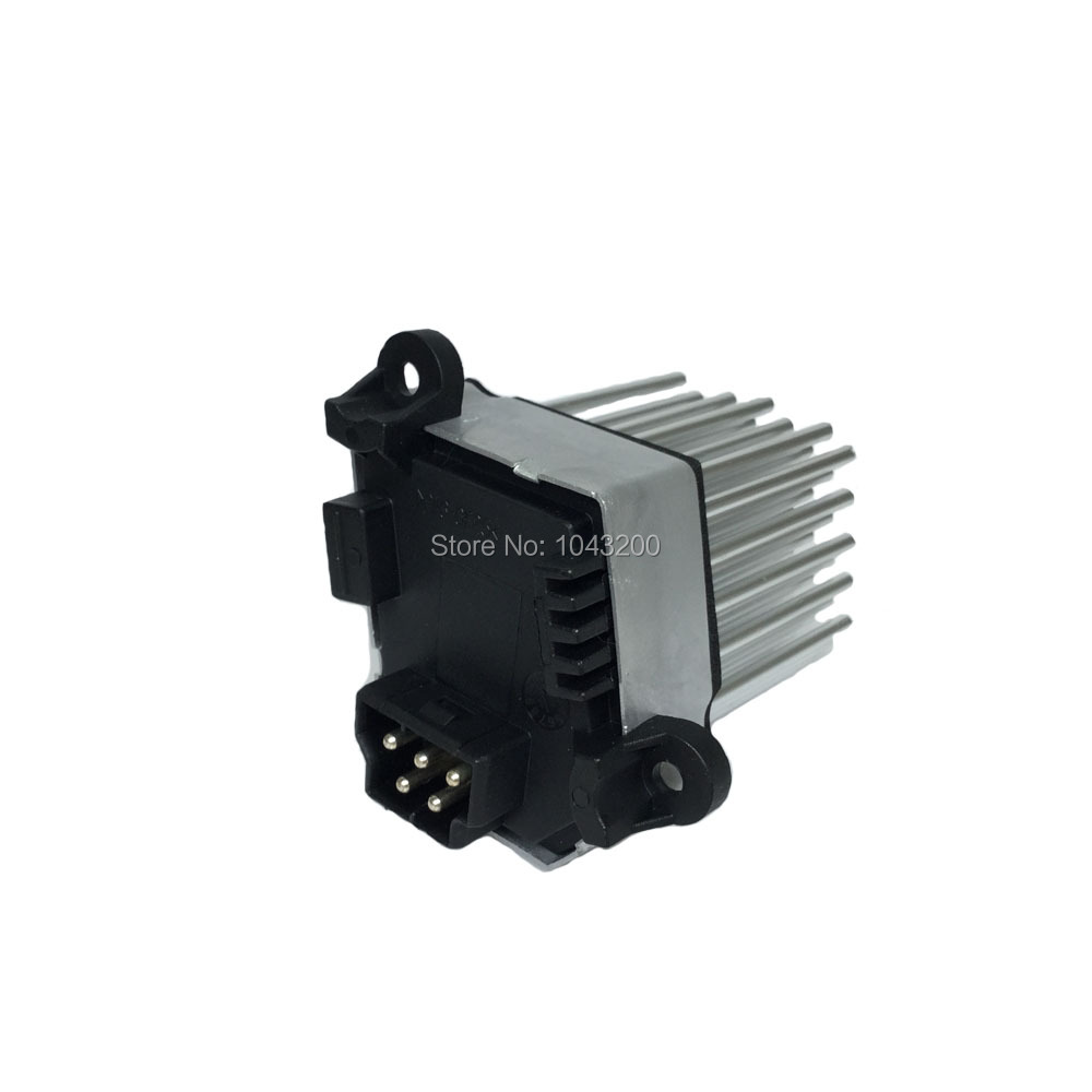 BMW 3 SERIES E46 HEATER BLOWER RESISTOR FINAL STAGE UNIT 64116920365 OE QUALITY