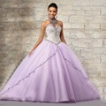 Hot Purple Cheap Quinceanera Dresses Masquerade Ball Gowns With Beaded Sweet 16 Dress Quinceanera Gowns AF22