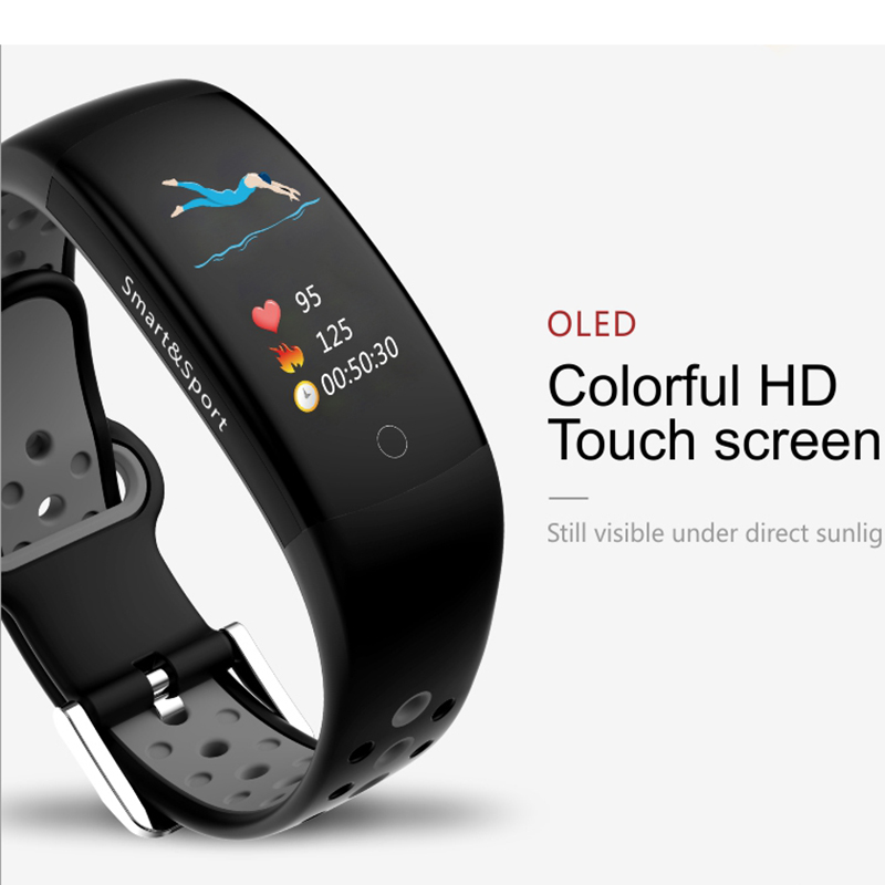 Image 5 - Smart Watch Men 3D dynamic UI Dial Intelligent Wearable Fitness Sport Wristband montre homme GPS Camera IOS Android Smart Watch-in Digital Watches from Watches
