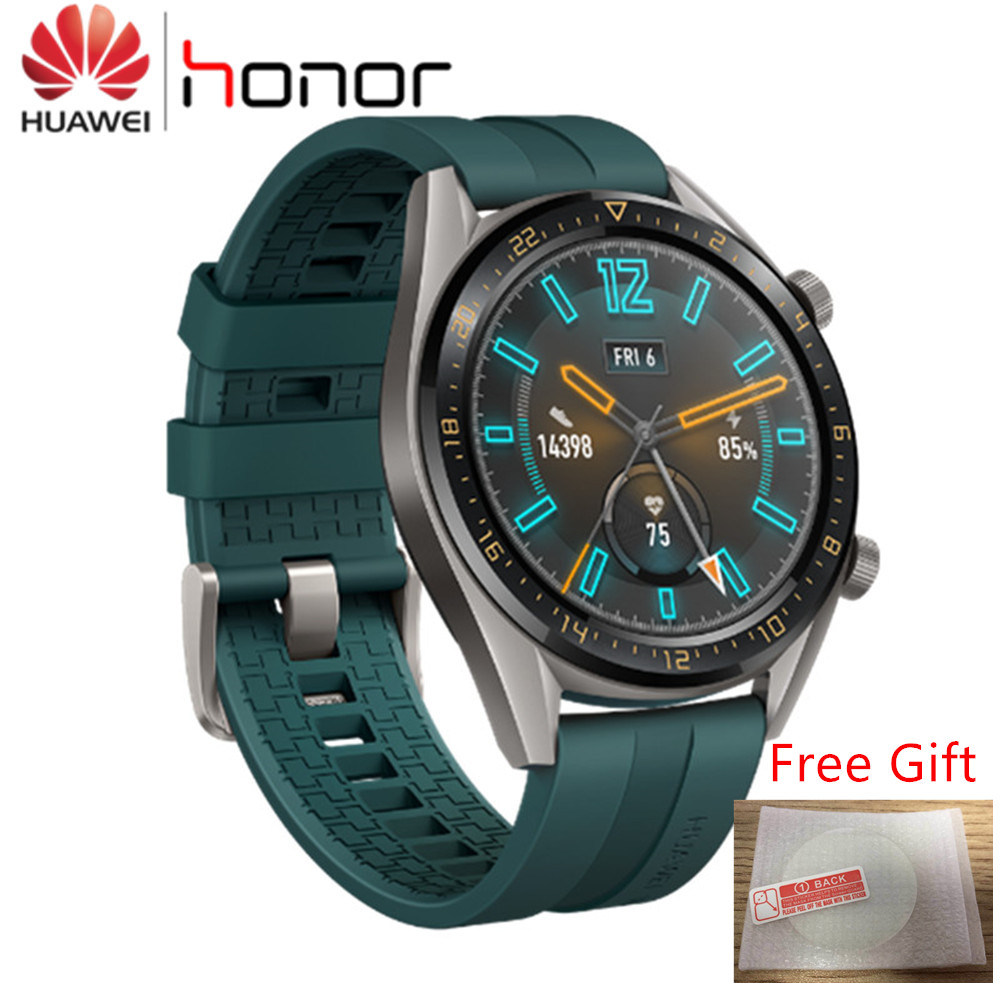 Global version Huawei Watch GT Smartwatch supports GPS 14 Days Battery Life 5ATM waterproof Phone Call