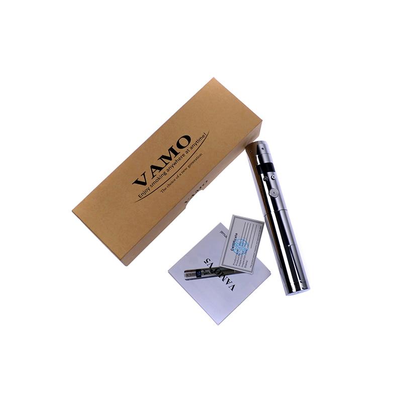 Jstar Vamo V5 Mechanical Mod V5 Battery Body Variable Voltage vaper Mod for Electronic Cigarette LCD Display Colorful Mod