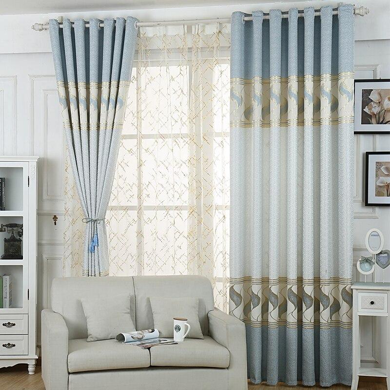 Schlafzimmer Blau Beige - Design