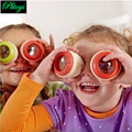 Magical Kaleidoscope Maple Quality Grinding multi-prism Wooden Toys Bee Eye Effect Traditional Nostalgic Toys PG0608