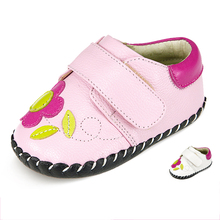 Infant Kids Girl Shoes First Walker Leather Baby Moccasins Items Sapato Infantil Menina Baby Girl Shoes Polo Boots 503038